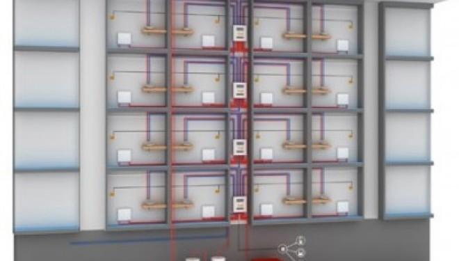 Orbegy contador individual en las comunidades calefacci n - Sistema de calefaccion central ...