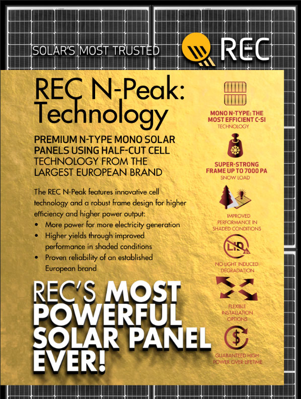 REC-N-Peak-Technology